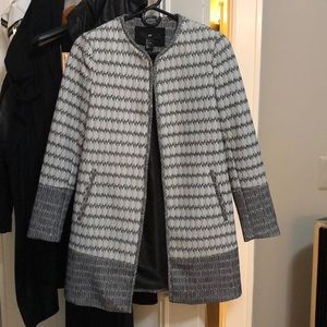 H&M Cute and Professional Long Jacket